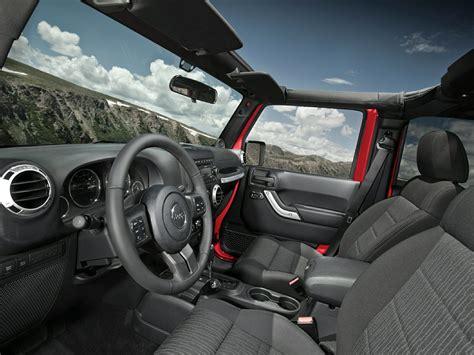new jeep wrangler interior 2014 jeep wrangler price photos reviews features