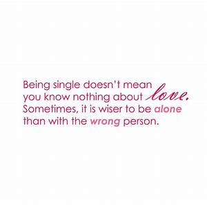 Cute Single Girl Quotes. QuotesGram
