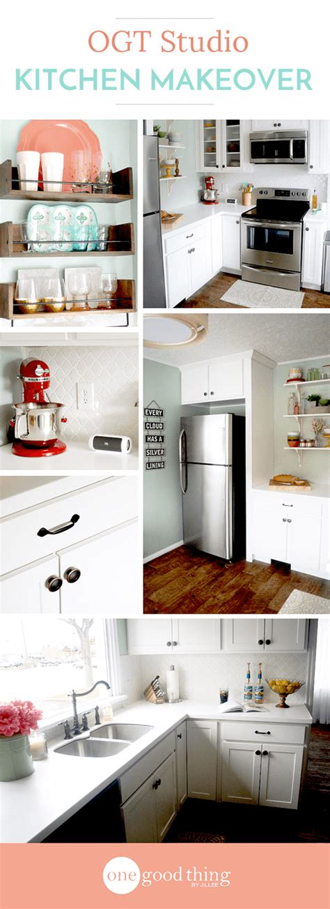 budget friendly before and after kitchen makeovers diy our budget friendly before after kitchen makeover one