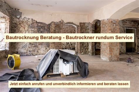 wasserschaden keller mietwohnung bautrockner keller berlin brandenburg bautrocknung