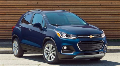 2019 Chevrolet Trax  Overview Cargurus