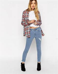 2016 Wholesale Price Jeans Women Slim Fit Custom Design Ladies Jeans Top Design - Buy Ladies ...