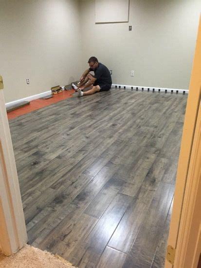 laminate flooring   basement house  hepworths cheap