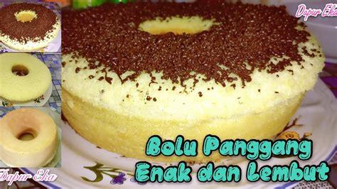 Bolu sendiri adalah kue yang mempunyai tekstur lembut serta mempunyai rasa yang manis. Resep Membuat Bolu Panggang Enak dan Lembut - YouTube