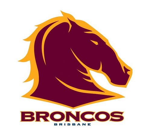 Nrl broncos broncos logo national rugby league brisbane broncos sports clubs sports logos old cartwight and matterson join coaching team. Brisbane Broncos (NRL) | Brisbane broncos, Broncos logo, Broncos