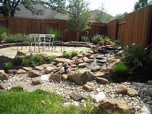 Rock landscaping ideas gardens landscaping landscape for Landscaping ideas with rocks
