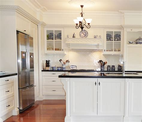enhance  iconic queenslander kitchen style