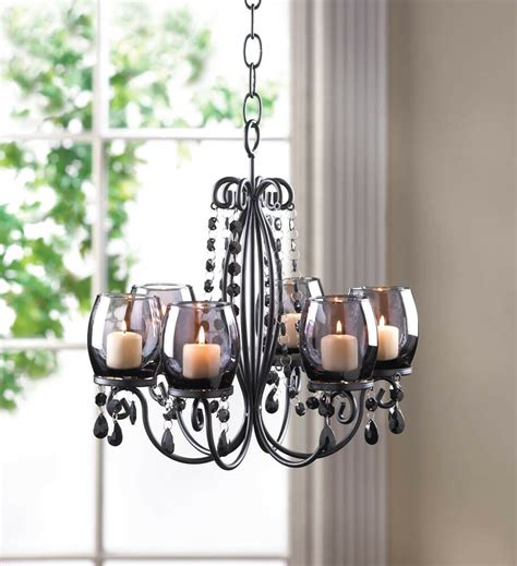 candelabra chandeliers black hanging chandelier candelabra candle holder wedding