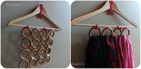 comment ranger ses foulards des id 233 es pour recycler ses cintres