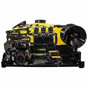 Fs Manufacturing Utv Skid Sprayer  Electric