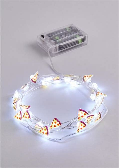 pizza string lights pizza slice string lights from rue21 shopping day