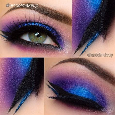 Make Up Decorations by Best 10 Blue Eyeshadow Makeup Ideas On Pinterest Blue