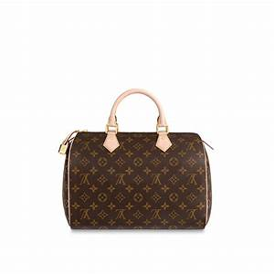Louis Vuitton Tasche Speedy : speedy 30 monogram canvas handbags louis vuitton ~ A.2002-acura-tl-radio.info Haus und Dekorationen