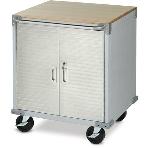 Seville Classics UltraHD Rolling Storage Cabinet   Walmart.com