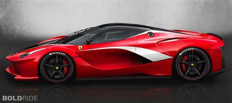 2013 Ferrari Laferrari Xfx Concept Supercar H Wallpaper