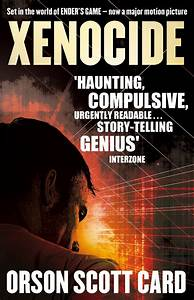 Xenocide Archives - Orbit Books | Science Fiction, Fantasy ...