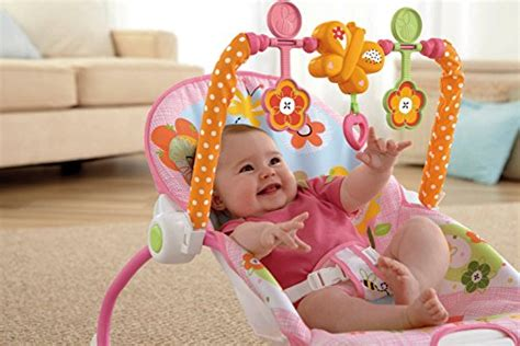 transat evolutif fisher price fisher price transat y8184 baby rocker pink babaloo