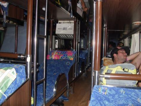 sleeper bus photo