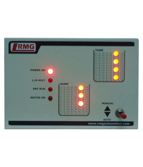 Buy Rmg Fully Automatic Water Level Controller With