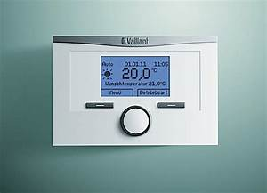 Calormatic Vrt 350 : thermostaten vaillant ~ Frokenaadalensverden.com Haus und Dekorationen