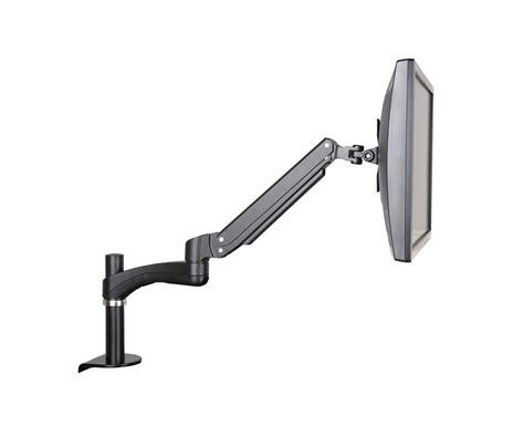 vesa desk mount stand gsa12 gas desk mount lcd monitor stand w vesa