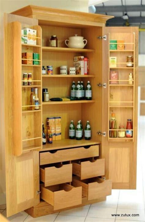 Larder cupboard and Cupboards on Pinterest