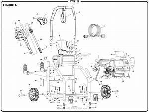 Ryobi Blower Fuel Line Diagram