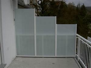 balkon windschutz plexiglas balkon windschutz plexiglas With whirlpool garten mit balkon seitensichtschutz rollo