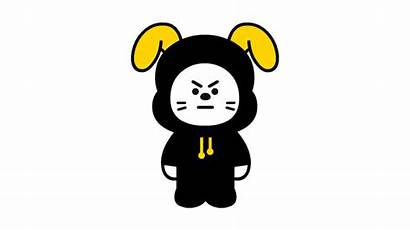 Bt21 Chimmy Character Chief Friends Korean Encrypted