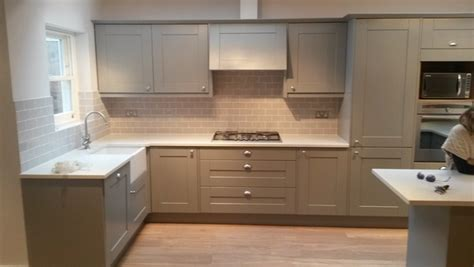 Diy Kitchens  Bespoke Colour Option
