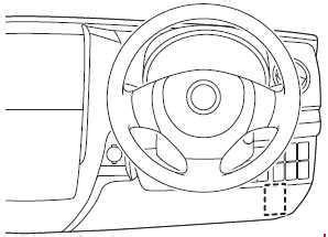 Maruti Suzuki Wagon Fuse Box Diagram