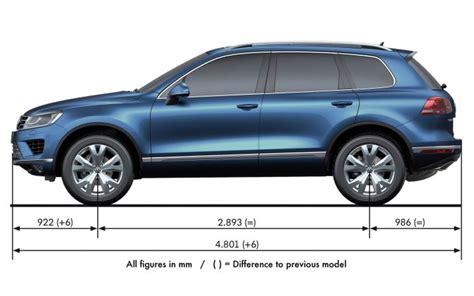volkswagen previews   touareg design car body design