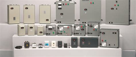 starters submersible controllers electrical automation l t india