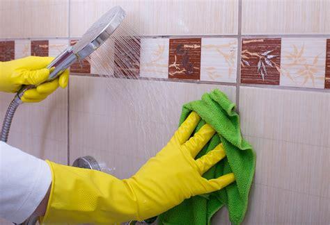 tricks  clean  bathroom tiles  natural ingredients