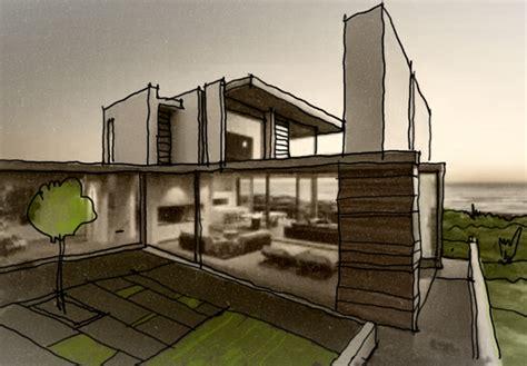 Modern House Sketches Inspiration  Building Plans Online
