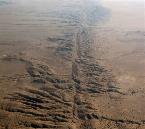 Scientists Discover New Fault Structure In San Andrea ...