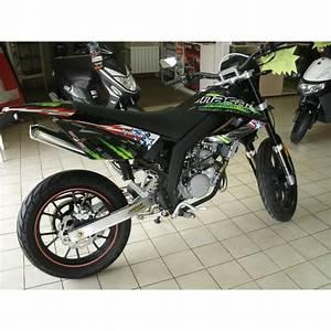 Moto Cross 50cc Adulte Dirt Bike 50cc Nrg Puissante Version