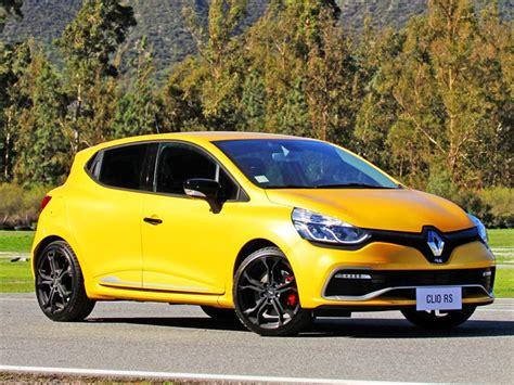 renault clio sport 2015 renault clio rs 2015 4 lista de carros