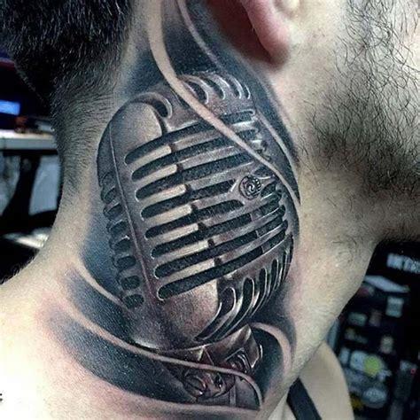 microphone tattoo  tattoo ideas gallery