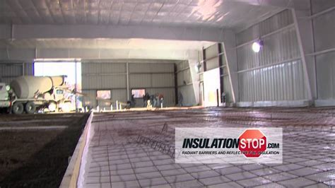 Insulation for Under Concrete Slab   InfraStop® Concrete