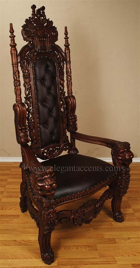 King Furniture Armchair by 17 Best Images About Throne Chairs On Vinyls