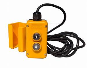 Hydraulic Pump Remote Control