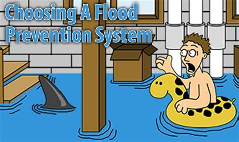 choose   flood prevention device   home