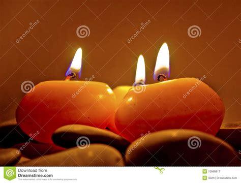 stock candele candele romantiche immagine stock immagine di