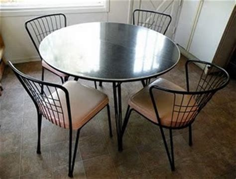 gold country daystrom dinette