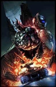 Jason Fabok: Arkham Knight Collectors Edition