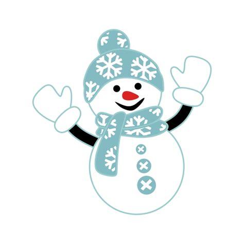 snowman faces cuttable design