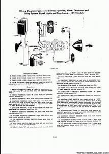 066  Wiring Diagram  Generator-battery Etc