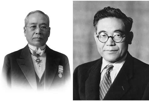Sakichi Toyoda và Kiichiro Toyoda -