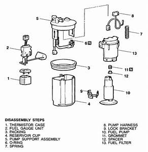 100 Galant Fuel Filter How To Replace The Cabin Air